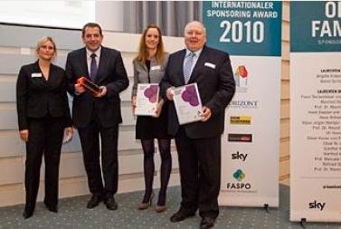 DFL erhält internationalen Sponsoring Award im Bereich Innovation