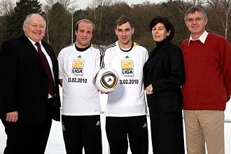 Bundesliga-Stiftung unterstützt einzigartiges Fußballleistungszentrum
