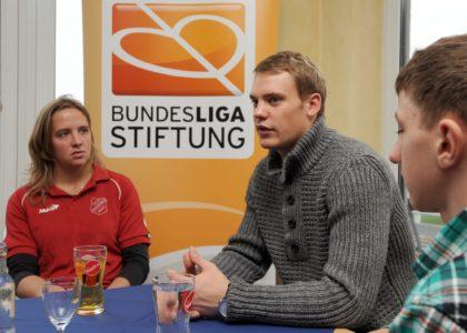 Triff Deinen Star – Triff Manuel Neuer!