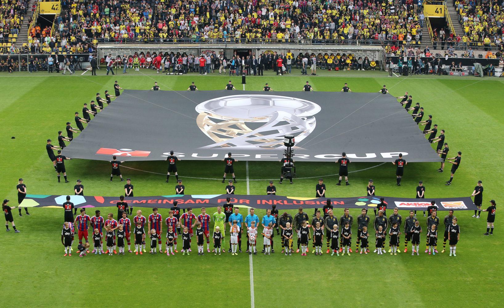 Supercup Spanien Гјbertragung