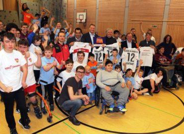 VfB Stuttgart und Bundesliga-Stiftung unterstützen Gesundheitsförderung an der Margarete-Steiff-Schule