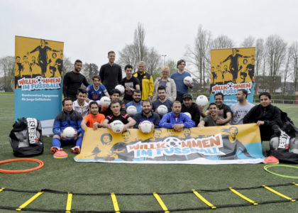 Willkommen im Bochumer Fußball