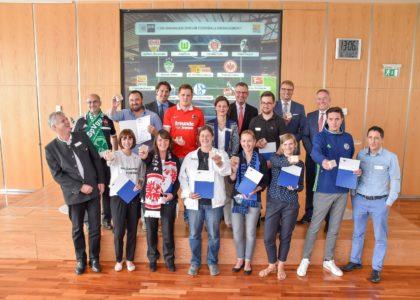 CSR Manager Fußball – Zehn Clubs, ein Zertifikat