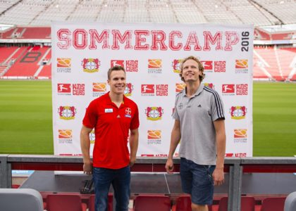 Kids Club Sommercamp 2016