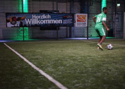 Bundesliga-Stiftung fördert Mitternachtssport