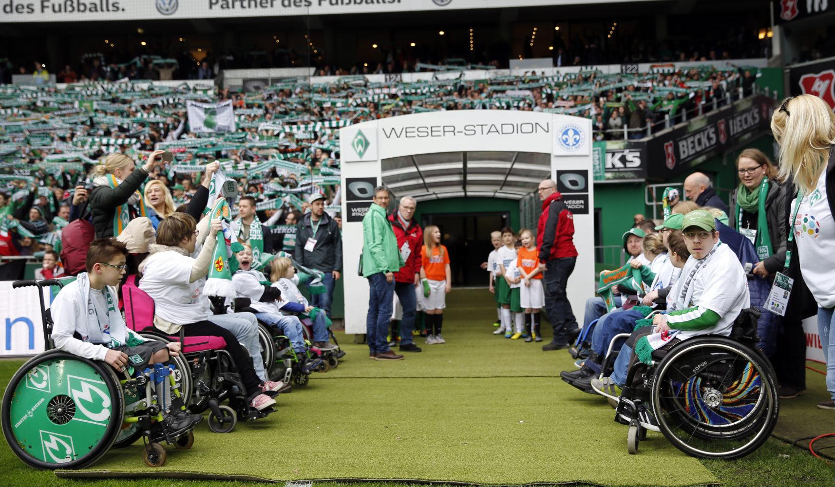 Heimspiele Werder Bremen