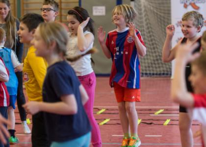fit4future: Fußballturnier beim SC Freiburg am 24.07.