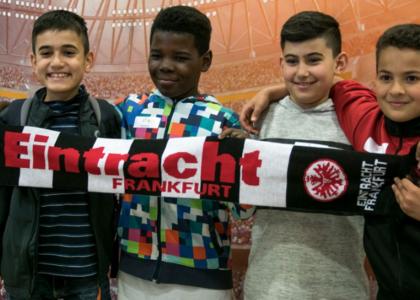 """FtK wirkt! 10 Jahre """"Fußball trifft Kultur"""""""