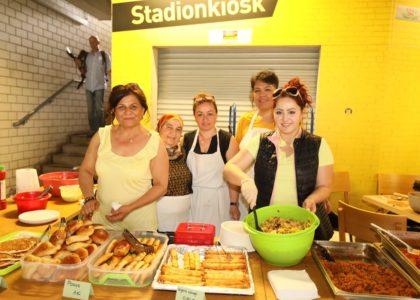 5. Interkulturelles Stadionfest in Dortmund
