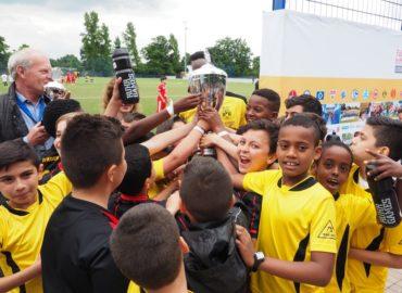 """9. """"Fußball trifft Kultur""""-Abschlussturnier"""
