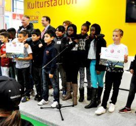 Fußball trifft Kultur auf der Frankfurter Buchmesse