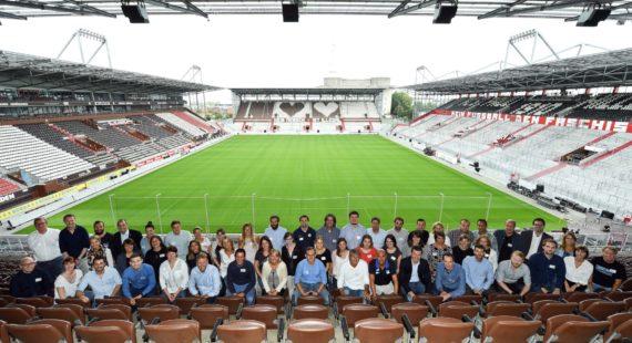 CSR-Vollversammlung der 36 Proficlubs