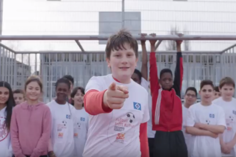 """10 Jahre """"Fußball trifft Kultur"""""""