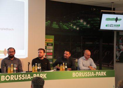 Kickoff für 16. Lernort Stadion in Mönchengladbach