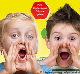"""Weltkindertag: """"Kindern eine Stimme geben"""""""