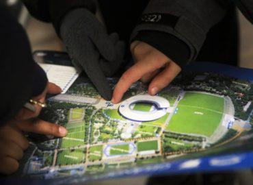 Lernort Stadion wächst weiter