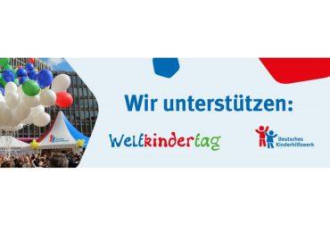 DFL Stiftung unterstützt Weltkindertag