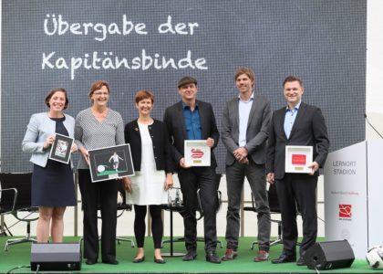 """DFL Stiftung übernimmt Hauptförderung von """"Lernort Stadion"""""""