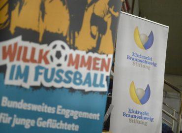 """Abschlussturnier in Braunschweig bei """"Willkommen im Fußball"""""""