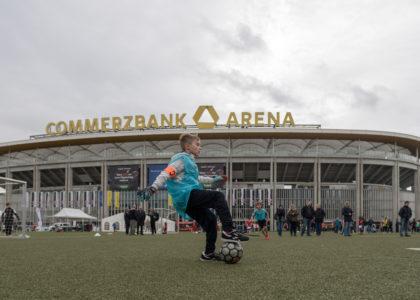 Saisonabschluss der Frankfurter Bolzplatzliga