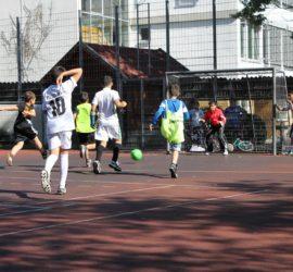 Finale der Frankfurter Bolzplatzliga 43+