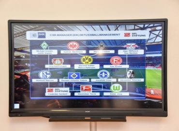 """Zweiter Durchlauf des """"CSR Manager Fußball"""" erfolgreich abgeschlossen"""