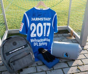 Weihnachtsaktion beim SV Darmstadt