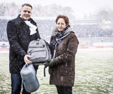 Weihnachtsaktion beim SV Darmstadt 98