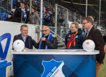 DFL Stiftung und TSG 1899 Hoffenheim fördern acht Schul-, Freizeit- und Vereinsprojekte
