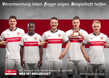 VfBfairplay Spieltag – Inklusion im Fokus