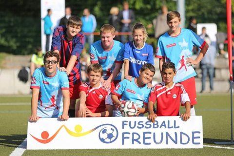 Inklusive FußballFreunde-Cups 2018