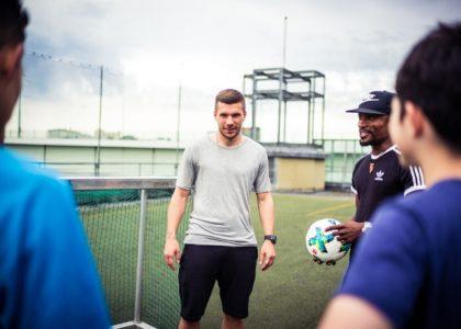 Poldi´s Eleven – das Social Football Summit