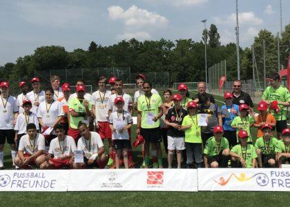 FußballFreunde-Cup Südwest in Mainz
