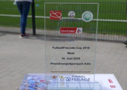 FußballFreunde-Cup West in Köln