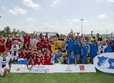 Inklusiver FußballFreunde-Cup Süd