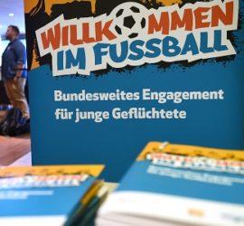 """""""Willkommen im Fußball""""-Dialogwoche"""