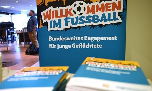 """Fachtag """"Willkommen im Fußball"""""""