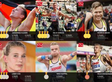 Erfolgreiche Para Leichtathletik-Europameisterschaft in Berlin