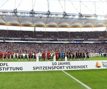 Supercup im Zeichen der Partnerschaft von DFL Stiftung und Deutscher Sporthilfe