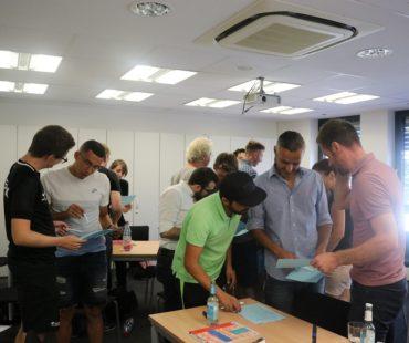 Gelungener Auftakt von Jugend – Trainer – STÄRKEN