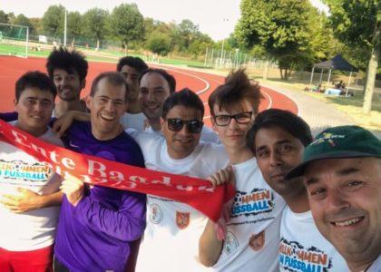 Benefiz-Fußballturnier in Hechtsheim