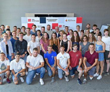 Nachwuchselite-Athleten mit erfolgreicher Bilanz bei den European Championships
