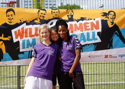 """2. """"Kick out Racism""""-Cup von CHAMPIONS ohne GRENZEN e.V."""