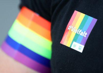 Streetkick gegen Homophobie