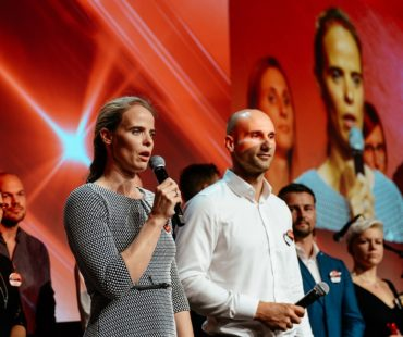 Weitspringerin Lea-Jasmin Riecke ist Juniorsportlerin des Jahres