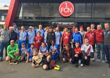 Integrativer 1899-Fanclub setzt Zeichen im Fußball