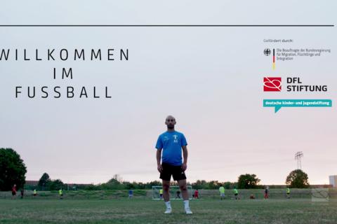 """""""Willkommen im Fußball"""" in Leipzig – Porträt über Alaa Shehabi"""