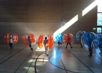 SOS-Kinderdorf mit neuen Kursangeboten rund um Sport und gesunde Ernährung