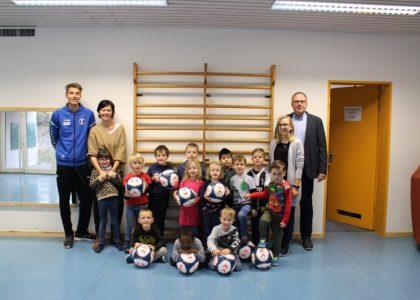 DFL Stiftung fördert Sport-Projekt des Sportclub Lahr