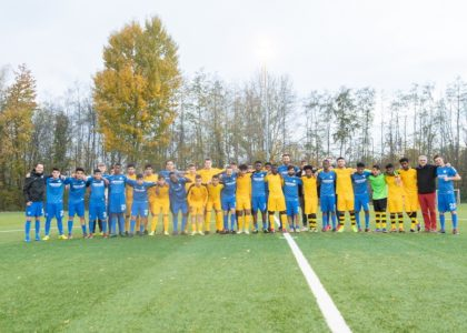 """""""Willkommen im Fußball"""" überwindet Grenzen"""